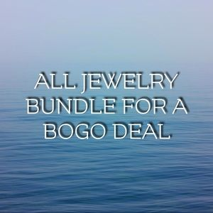 Jewelry - BOGO Free for Jewelry Bundles!!